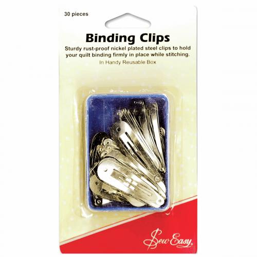 Sew Easy binding clips