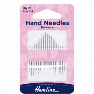 Hemline Hand Sewing Needles