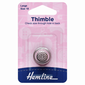 Hemline Thimble