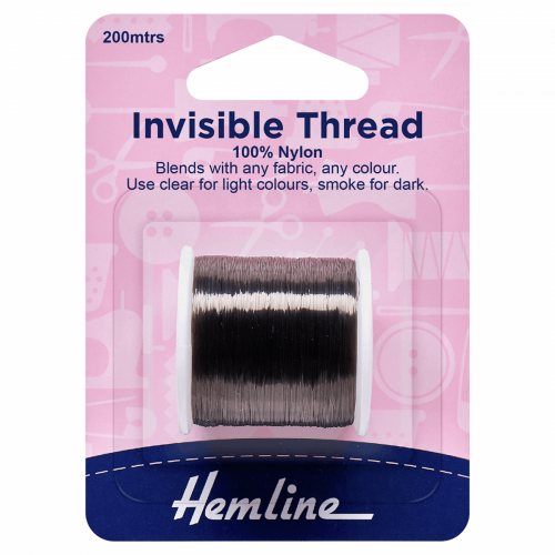 Hemline Invisible Thread