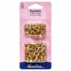 Hemline Eyelets Refill Pack