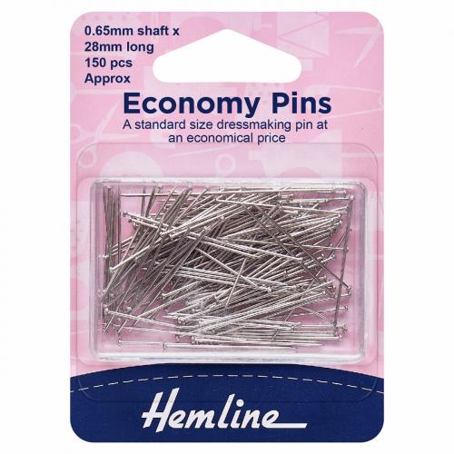 Hemline Economy Pins