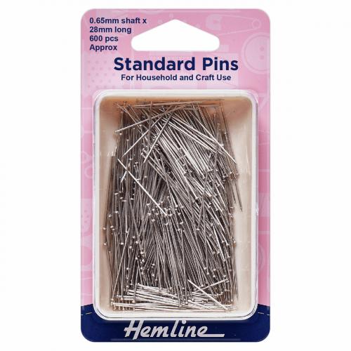 Hemline Standard Pins