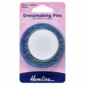 Hemline Dressmaking Pins