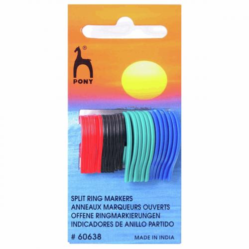 Pony Split Ring Marker