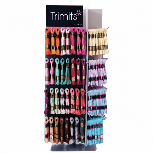 Trimits embroidery threads
