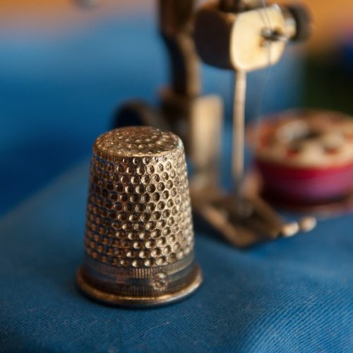 learn to machine sew