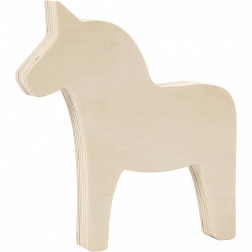 Wooden Horse Shape