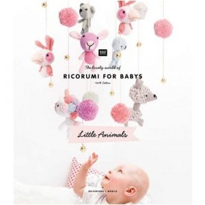 Ricorumi Pattern Book Little Animals