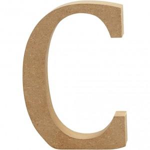 MDF Letter C