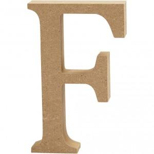 MDF Letter F