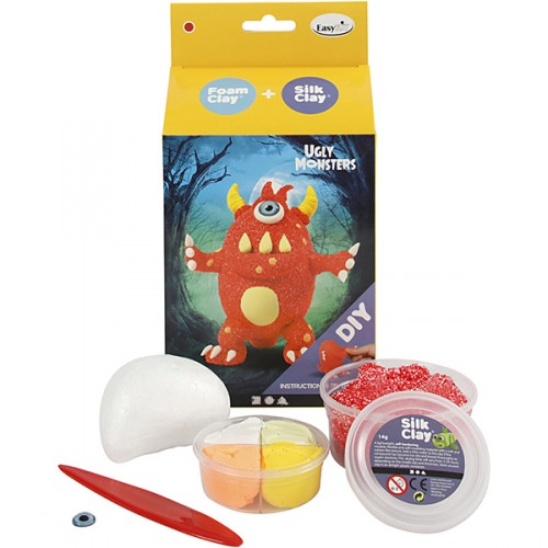 Monster Clay Kit
