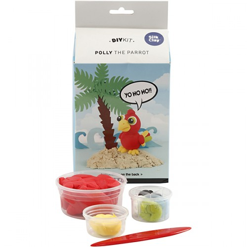 Parrot Clay Kit
