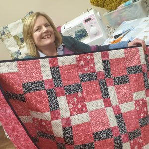 Patchwork blanket Advanced