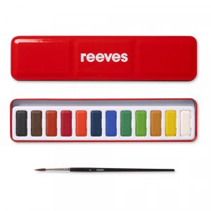 Reeves Watercolour Tray
