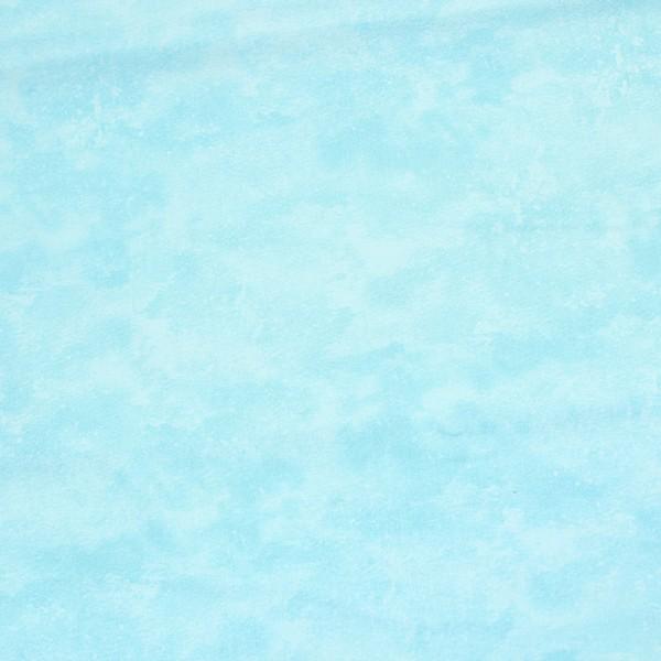 Blue Mottled Blender Fabric