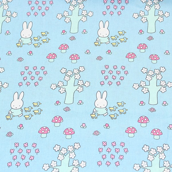 Miffy fabric