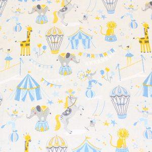 Carnival circus fabric