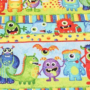 Monster fabric