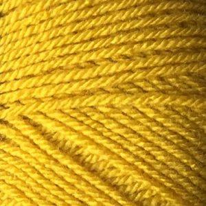 Stylecraft DK mustard