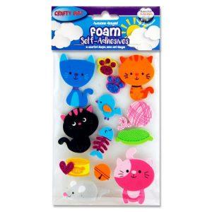 Cats 3d Foam