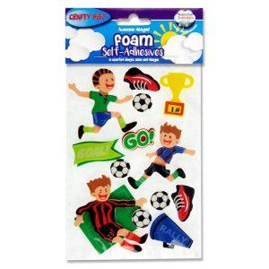 Soccer 3d Foam