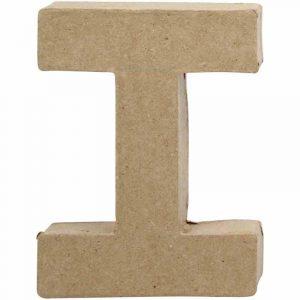 Paper Mache Letters I