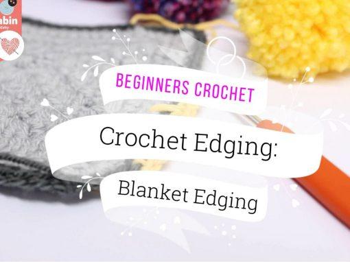 Crochet: Blanket Edge