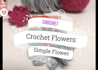 Crochet: Simple Flowers