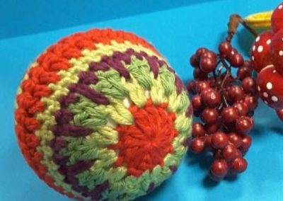 Crochet Christmas Bauble