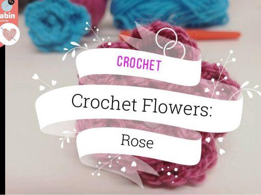 Crochet: Rose
