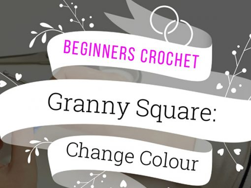 Crochet: Two Ways to Change Colours