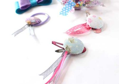 No-Sew Hair Accessories