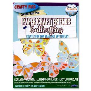 Paper Craft Butterflies