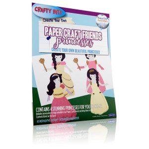Paper Craft Princesses
