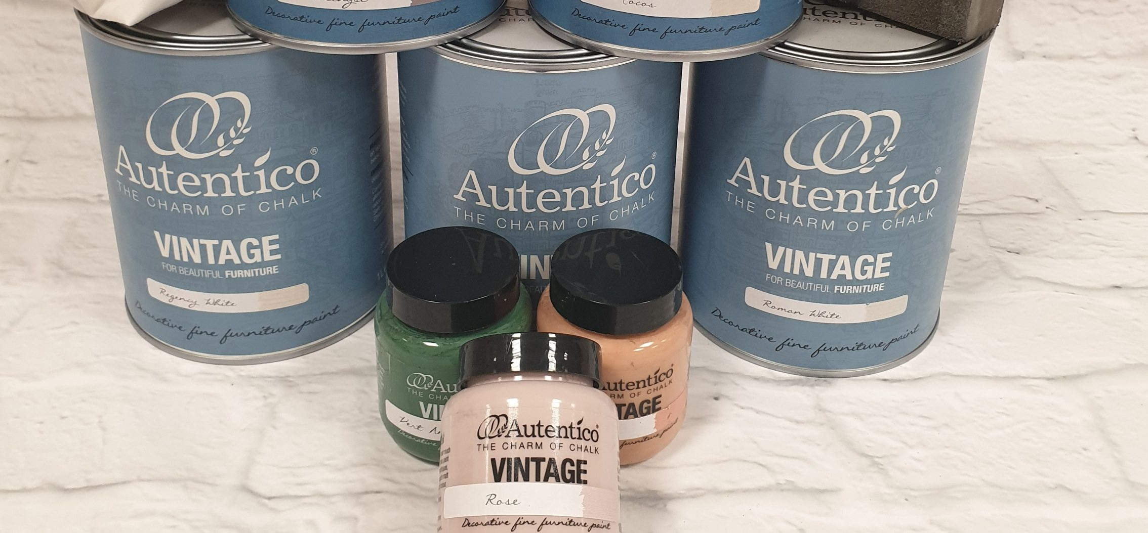 40% OFF Autentico Furniture Paint