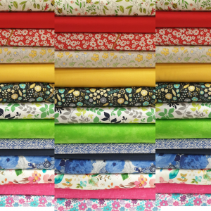 5m Fabric Bundle