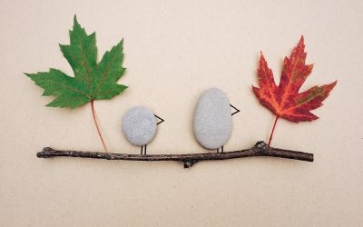5 Crafts For Autumn Evenings