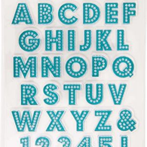 Alphabet & Numbers Stamp