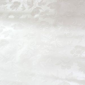 White on White Flowers