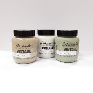 Autentico Chalk Paint 3 x 100ml A