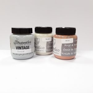 Autentico Chalk Paint 3 x 100ml C