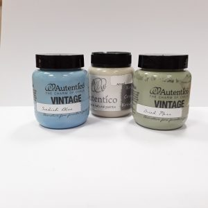 Autentico Chalk Paint 3 x 100ml H