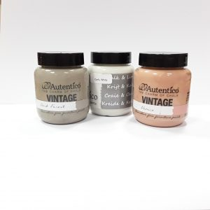 Autentico Chalk Paint 3 x 100ml J