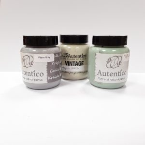 Autentico Chalk Paint 3 x 100ml K