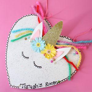 Unicorn Heart - Crafty Kid's Box