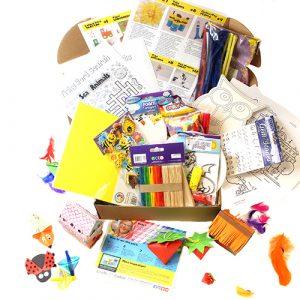 Personalised Craft Box