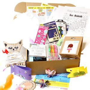Tween - Personalised Craft Box