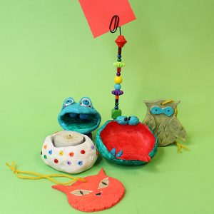 Clay - Crafty Kid's Box