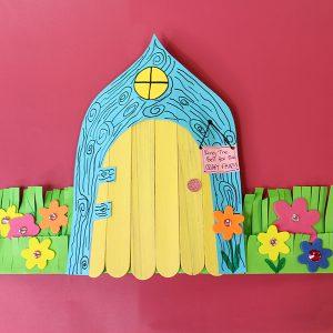 Fairy Door & Garden - Crafty Kid's Box